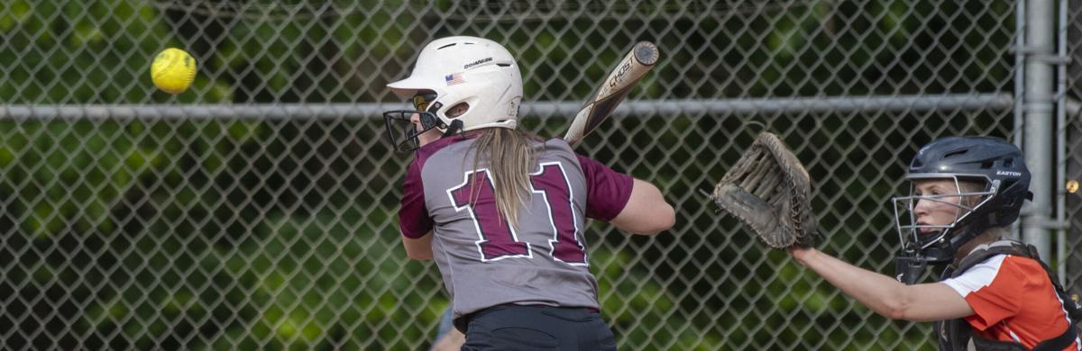 Amherst softball  2