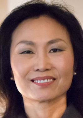 Meredith Woo - Sweet Briar College president