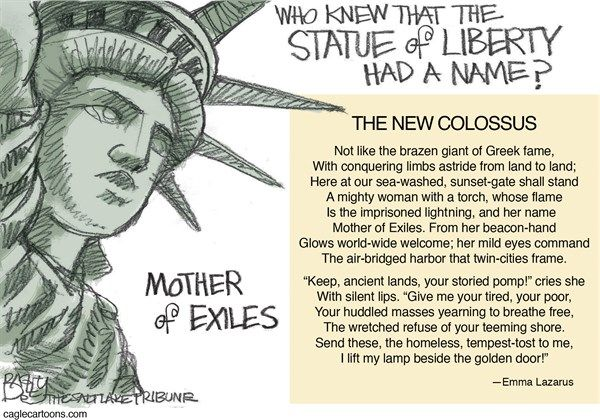 Mother of Exiles