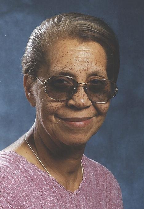 Franklin, Elder Jeanette Elizabeth