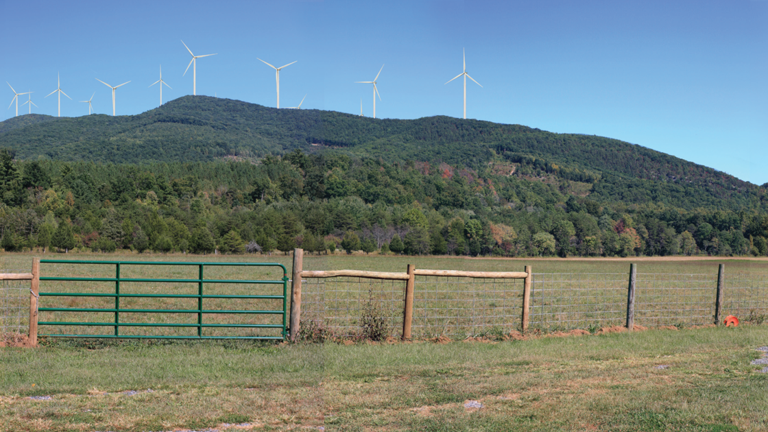 Botetourt project is part of wind industry's move toward taller turbines