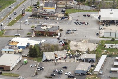Tornado 2018 file photo