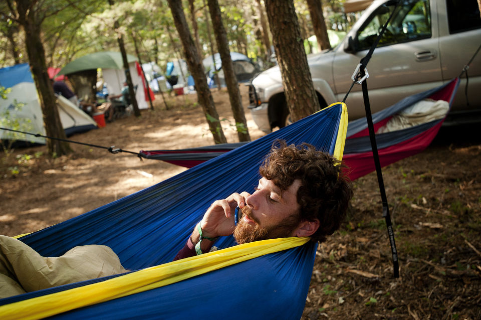 Camping Lockn Style Fan Abodes Range From Fundamental