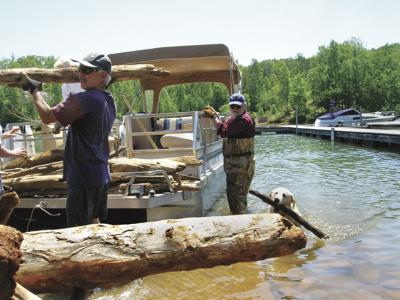 Popular Leesville Dam public fishing access closed due to safety concerns
