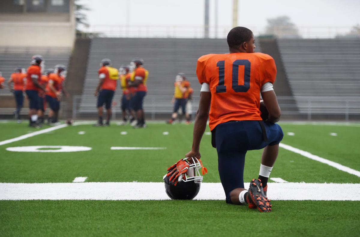 Refurbished Football Field Gives Heritage Pioneers A Place