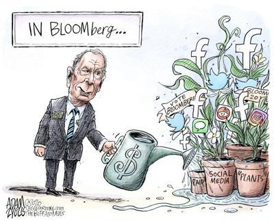 Bloomberg's Green Thumb
