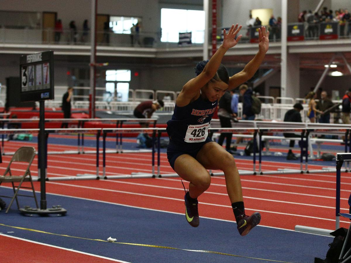 Class 3 and 4 state track and field championships 13