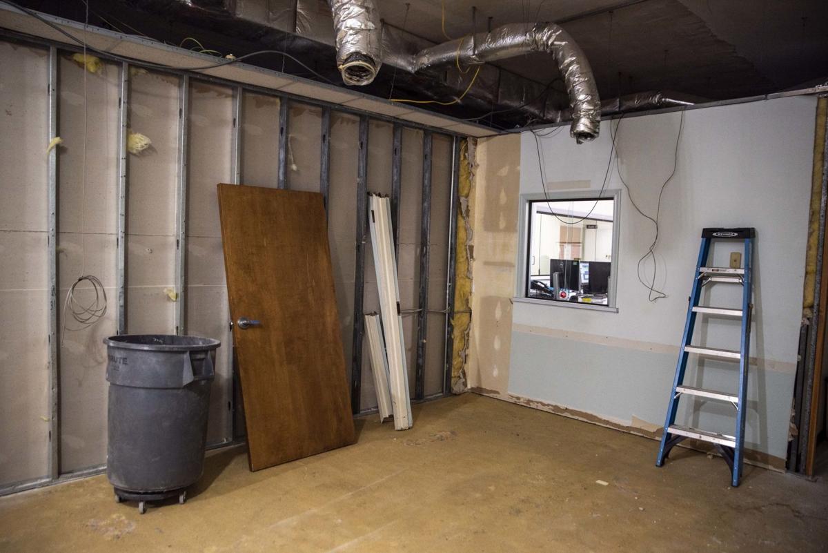Free Clinic renovation