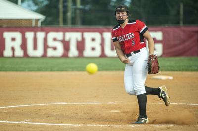Jefferson Forest vs. Rustburg softball