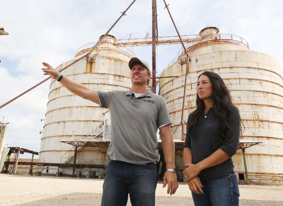 Chip and Joanna Gaines Will End 'Fixer Upper' After Season 5