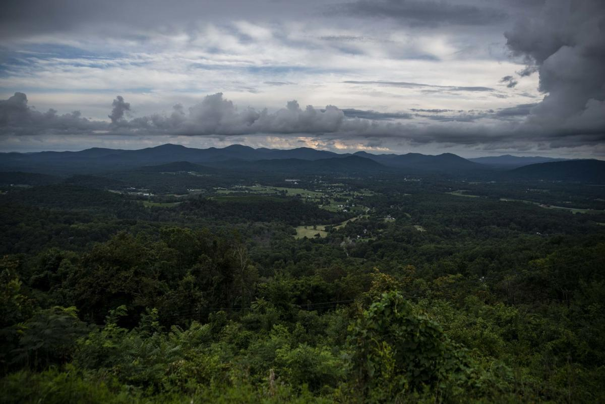 Nelson County Overlook