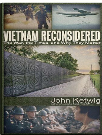 """""""Vietnam Reconsidered"""" book cover"""