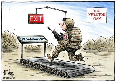 The Peloton War