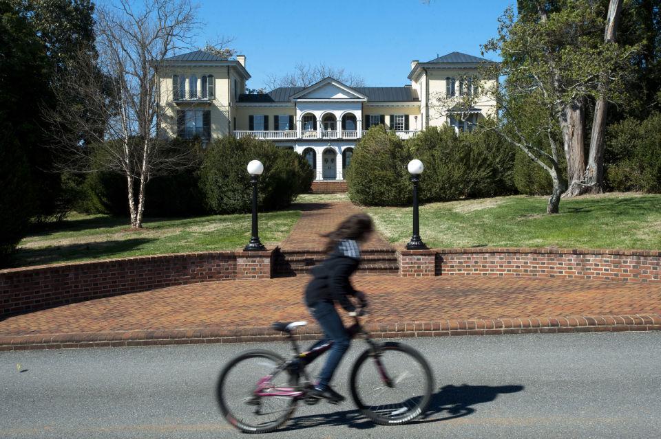 "Sweet Briar College recognized in ""Virginia's Favorite Architecture"""