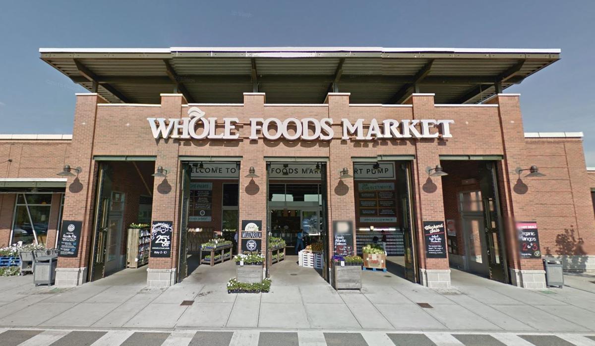 Richmond Whole Foods Bomb