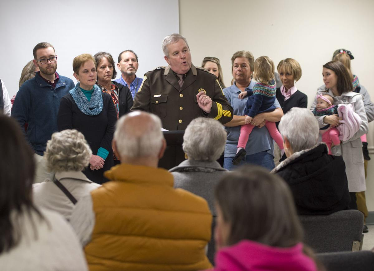 Top Bedford County deputy announces run for sheriff, pledges