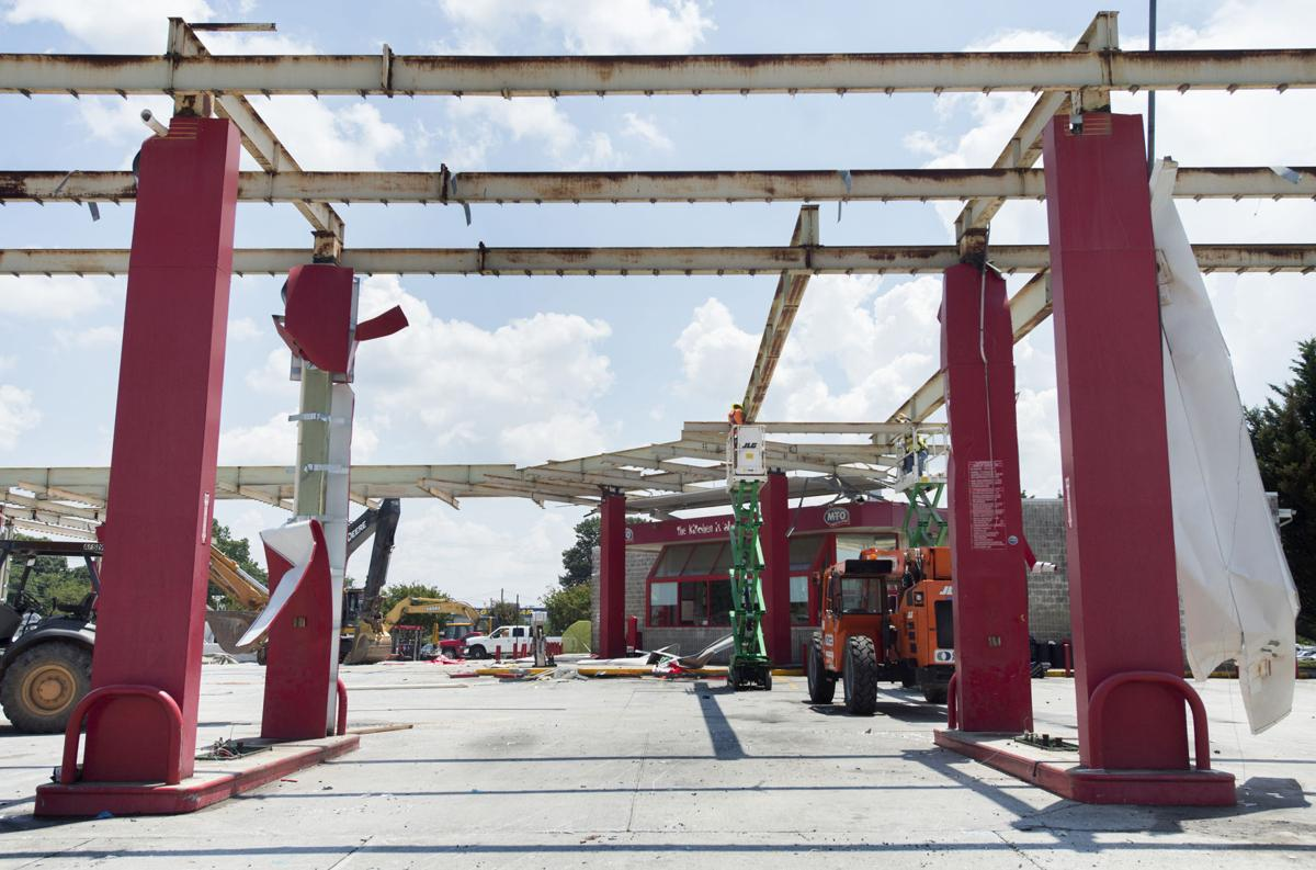 Sheetz demolishing, rebuilding store near Lynchburg airport
