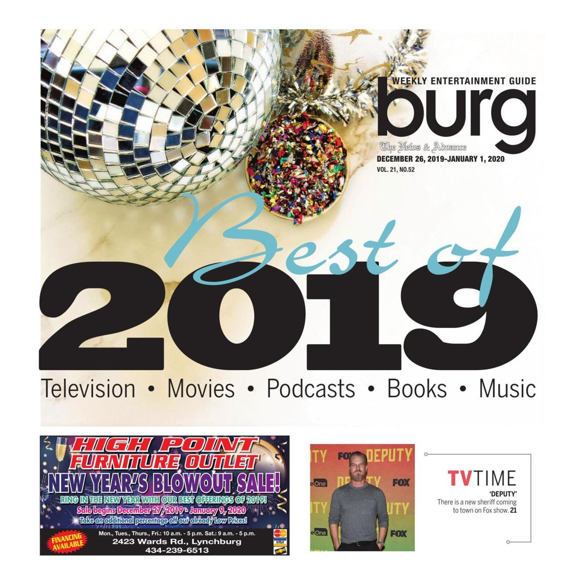best of the burg 2020
