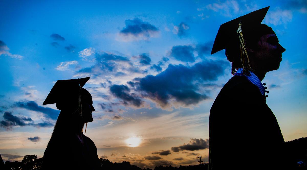 Nelson County graduation
