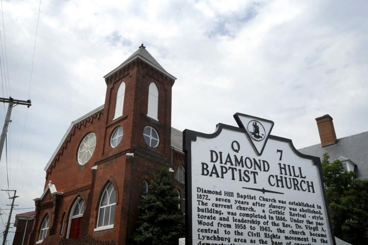 Diamond Hill Baptist Church