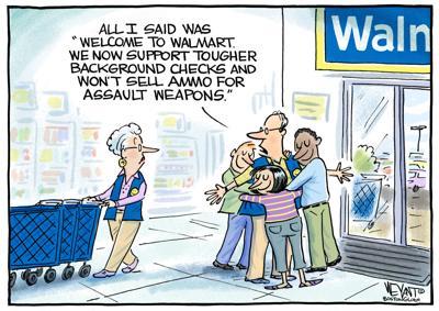 Walmart and Guns
