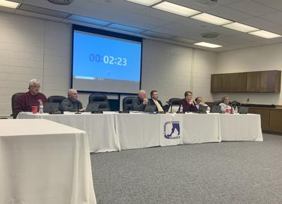 CCPS Board Meeting Feb. 10, 2020