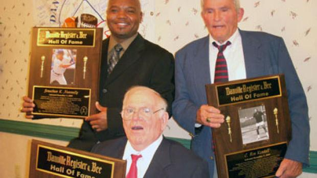 Three inducted into Danville Register & Bee Sports Hall of