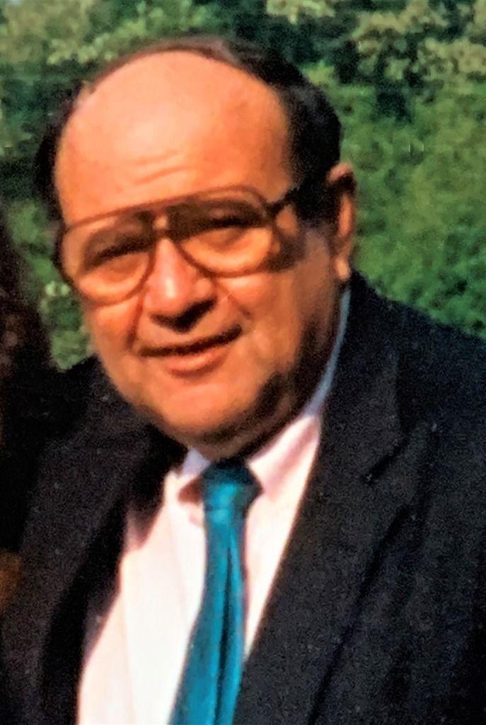 Skelding, Robert Dawson