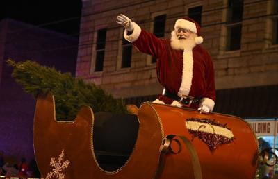 Amherst Christmas Parade