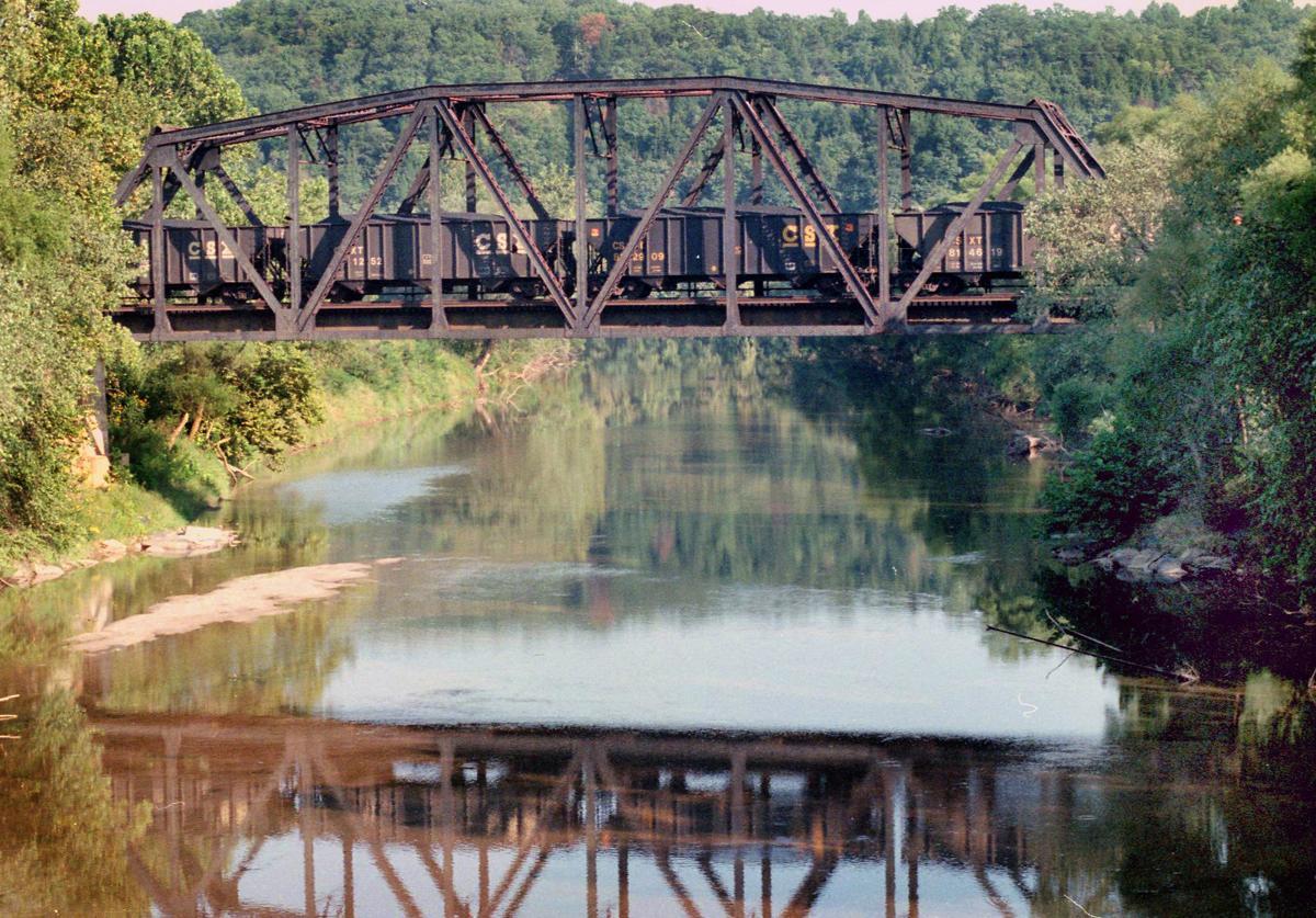 Norwood CSX bridge