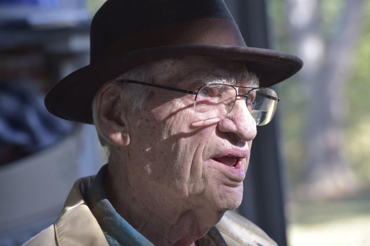 Veteran Robert Brooks 09