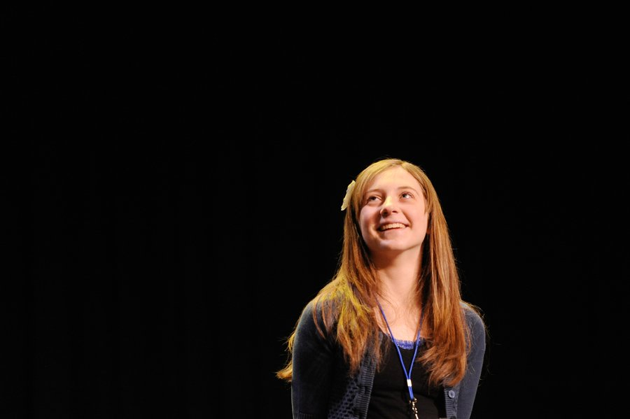 New Covenant Seventh Grader Wins N A Spelling Bee Local