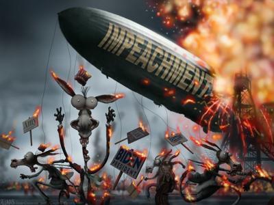 The Democrats' Hindenburg