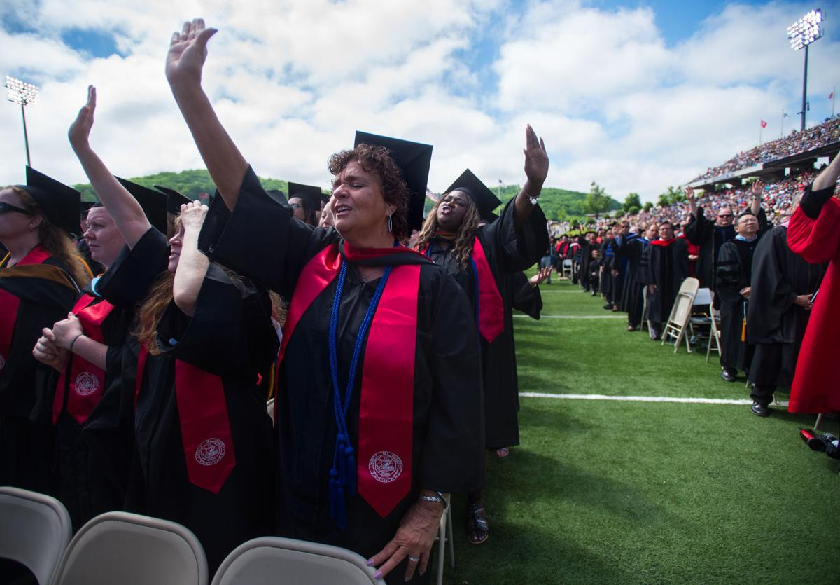 Liberty University 2020 Graduation.From The Archives Liberty University Commencement Speakers