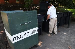 UVa continues plastic recycling amid global changes