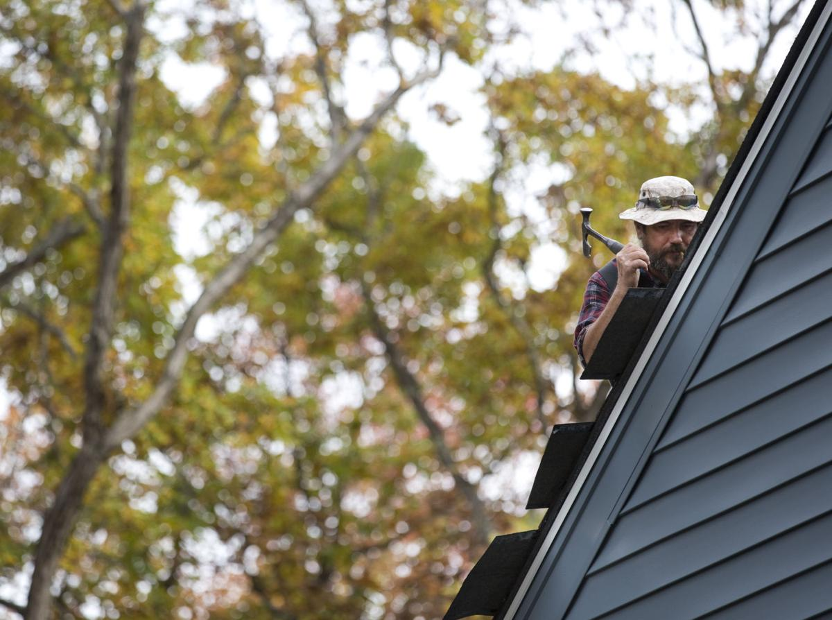 Roofers Scramble In Wake Of Relentless Saturating Rainstorms Business Newsadvance
