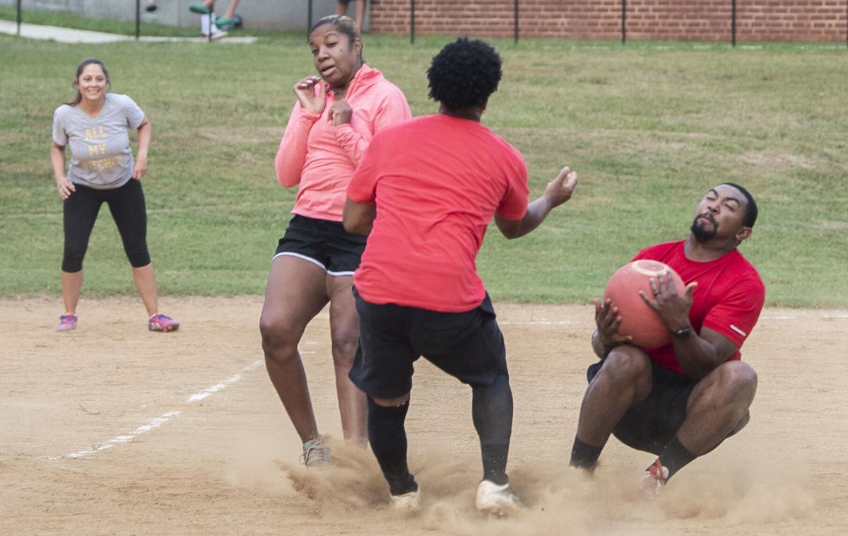 Kickball, 2