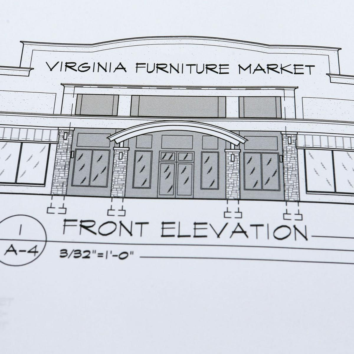 Virginia Furniture Market Plans Biggest Store Yet In Christiansburg