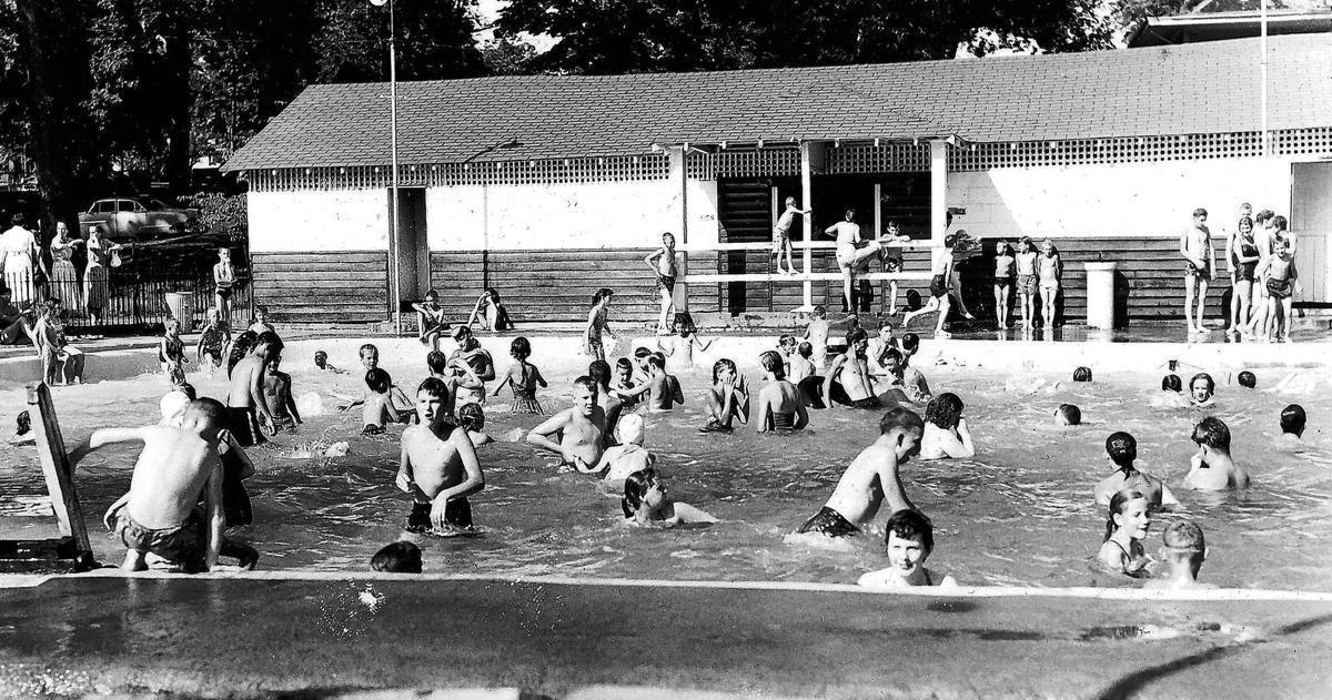 1960s Miller Park pool