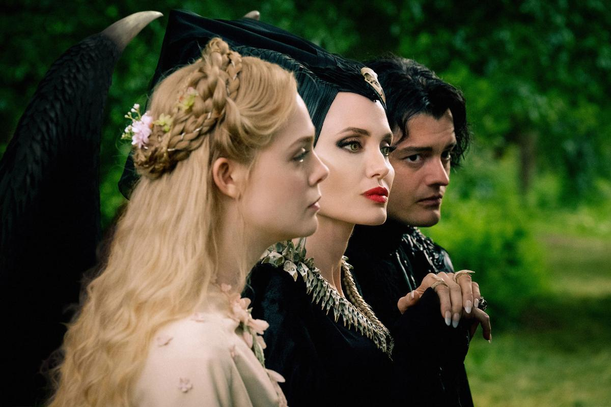 'Maleficent: Mistress of Evil' goes darker in this bleak and, most unforgivably, boring sequel