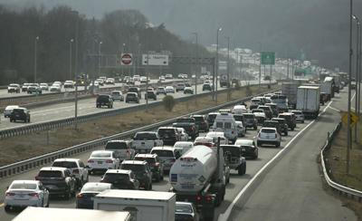 PHOTO: Traffic