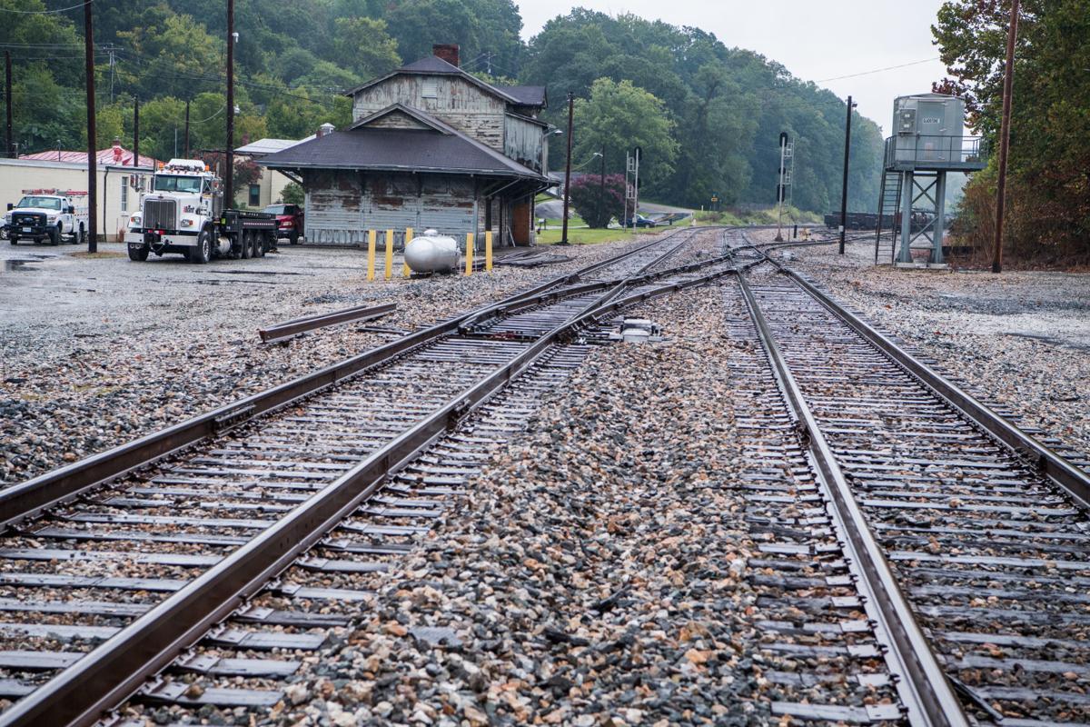 Gladstone depot