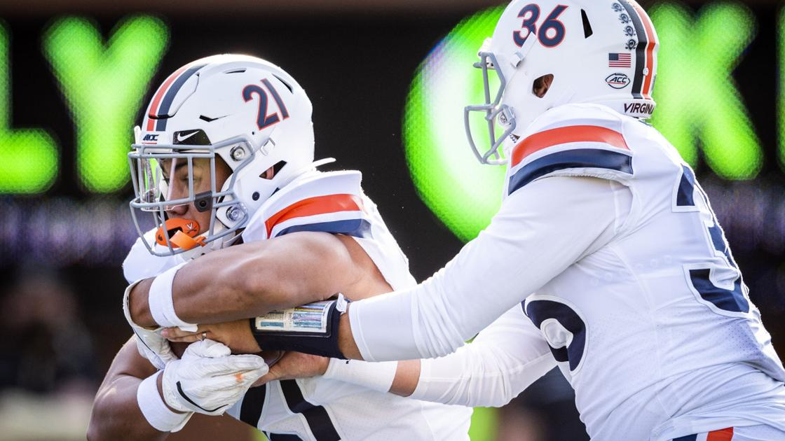 UVa's rotating cast of QBs was chaotic by design, coach says