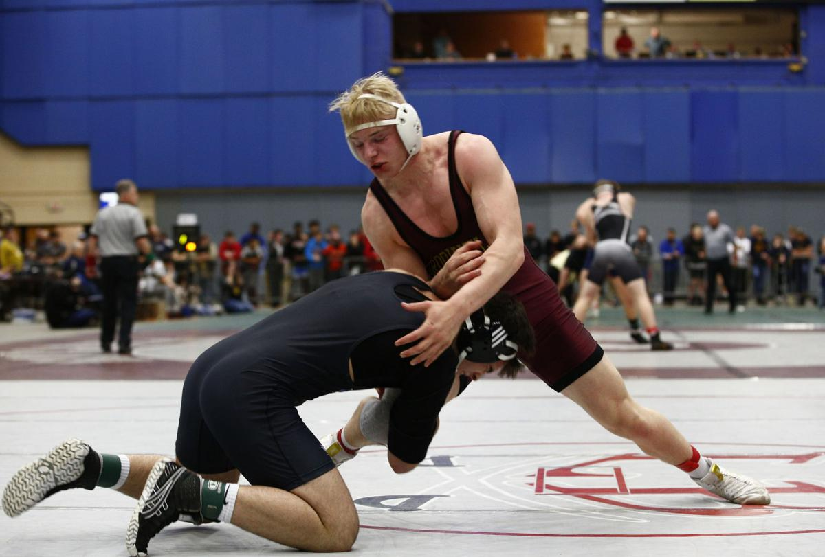 VHSL Class 1, 2, and 3 State Wrestling Championships 11