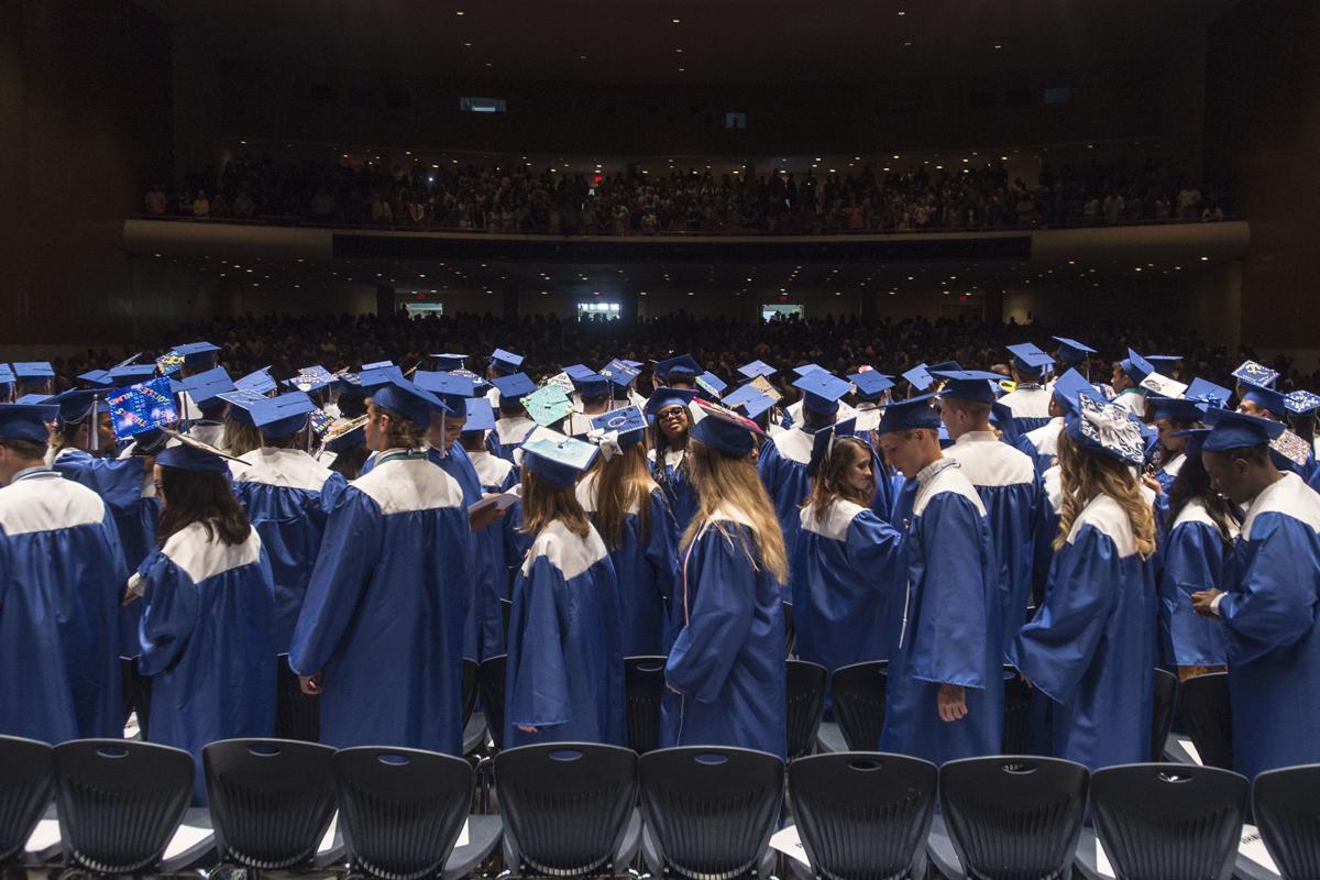 Glass graduation