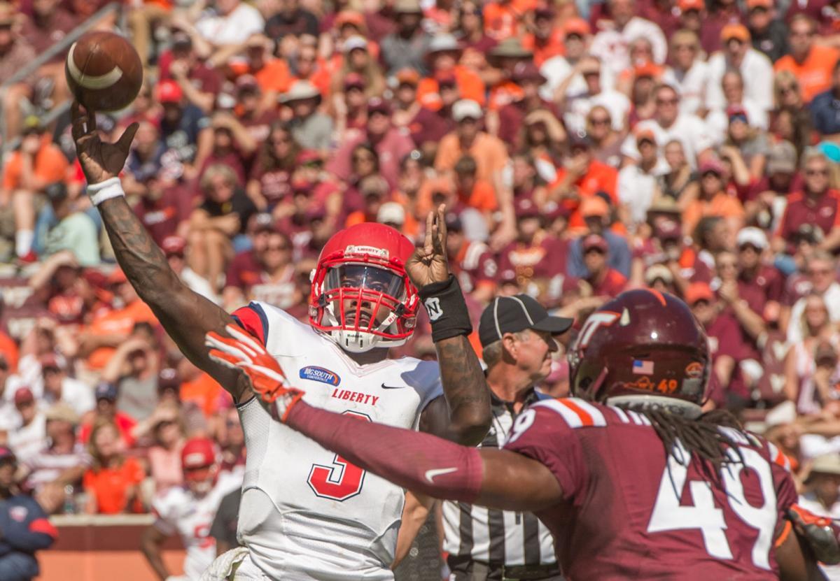 Virginia Tech Liberty Football