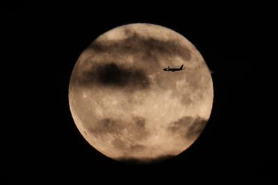 See the harvest moon shine in the night sky tonight, 2 days before the autumnal equinox
