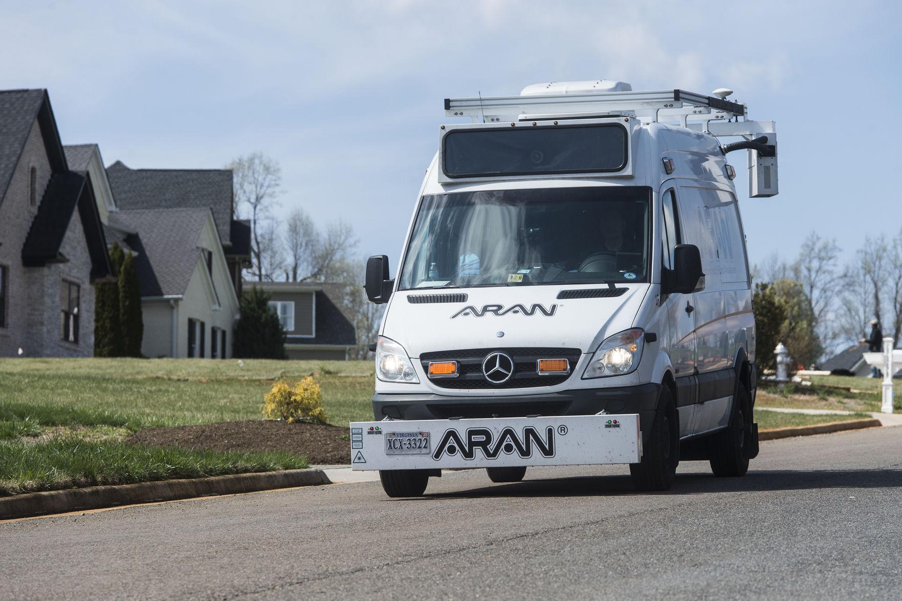 LNA 04142018 Road Survey 01 High tech vans