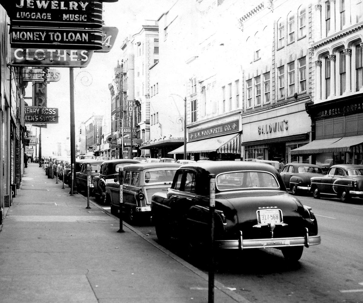 Photos: Downtown Lynchburg through the years | Local News