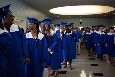 2019 E.C. Glass Graduation 9